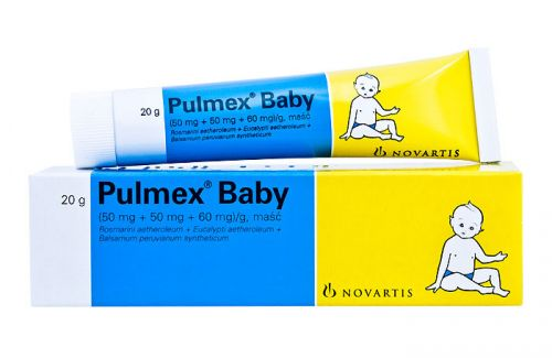 Пульмекс беби