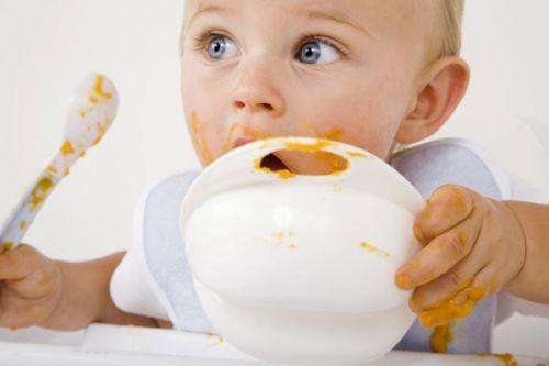 Режим питания ребенка после года