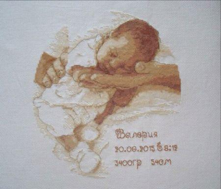 Метрика для младенца