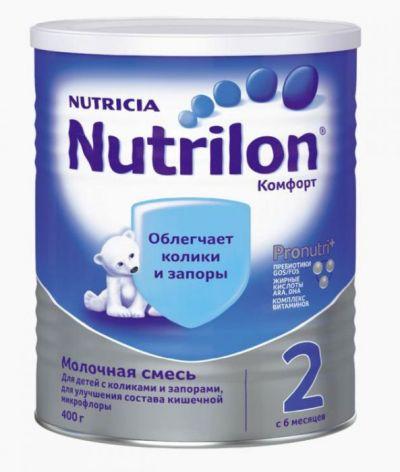 NUTRILON КОМФОРТ