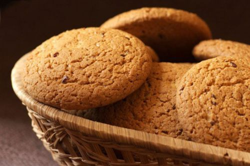 Покупное овсяное печенье