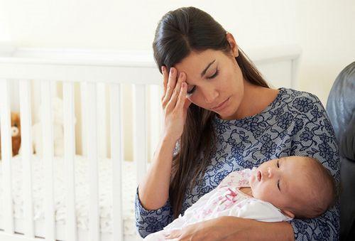 Плохое самочувствие у кормящей мамы