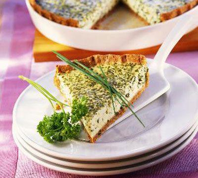 Пирог с зеленью