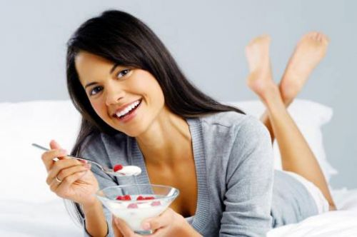 Полезное питание для женщин