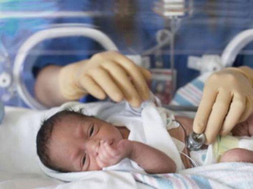 Выхаживание новорожденного