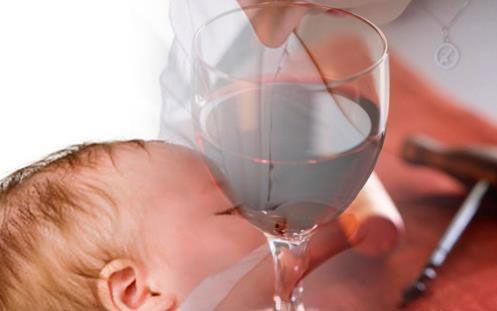 Вред алкоголя в грудном молоке