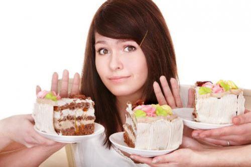 Отказ от сладостей