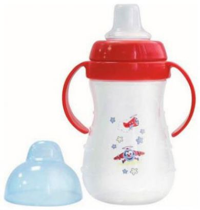 Бутылочка для кормления младенца