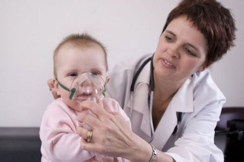 Ингаляция для младенца