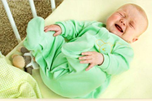 Плачущмй младенец