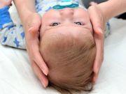 Шишка на голове у младенца