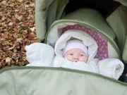 Младенец в коляске