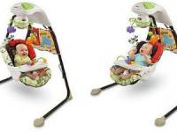Электрокачели для малышей