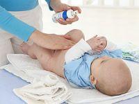 Обработка пупка у новорожденного