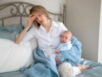 Головная боль у кормящей мамы