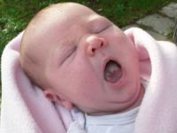 Молочница рта у младенца