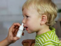 Капли в нос для младенцев с рождения