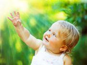 Ребенок на свежем воздухе