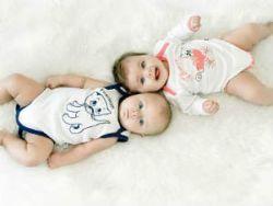 Младенцы в боди