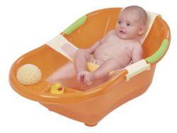 Гамак для ванночки новорожденного