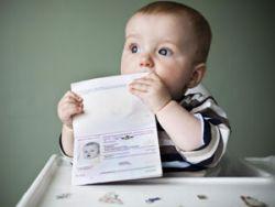 Оформление гражданства новорожденному (как и где получить)