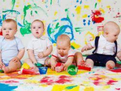 Играющие дети