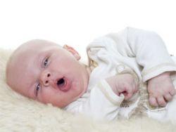 Новорожденный кашляет