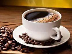 Чашечка кофе