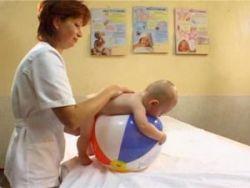 Лечебная физкультура для младенца