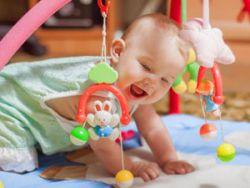 Психическое развитие ребенка до года