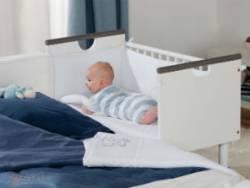 Приставная кроватка для ребенка