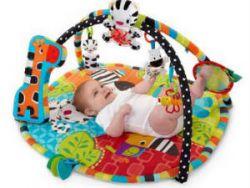 Развивающий коврик для младенцев